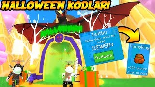 the new CODE and HALLOWEEN ADDONS/Roblox Ice Cream Simulator #2/Roblox Turkish/Game Safi