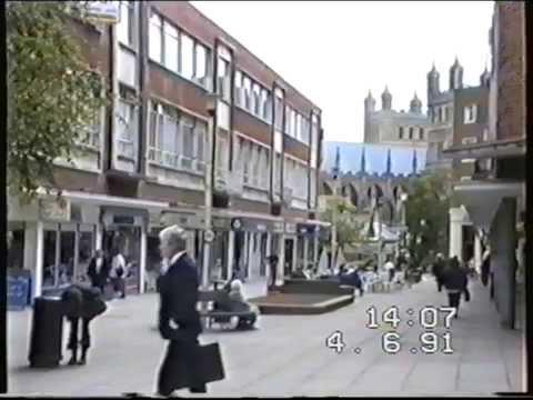 Exeter Streetscenes 1991.