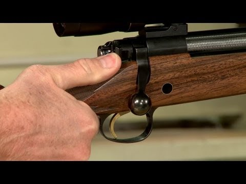 Gunsmithing - How to Install a Three-Position Safety on a Remington 700