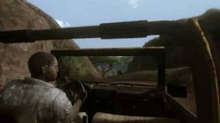 Far Cry 2 Gameplay - Opening Sequence