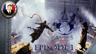 Assassin's Creed Unity Let's Play Intégral Épisode 1 [FR] 1080P Xbox One