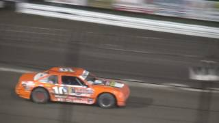 Southern Iowa Speedway Fall Challenge IMCA Stock Car Feature