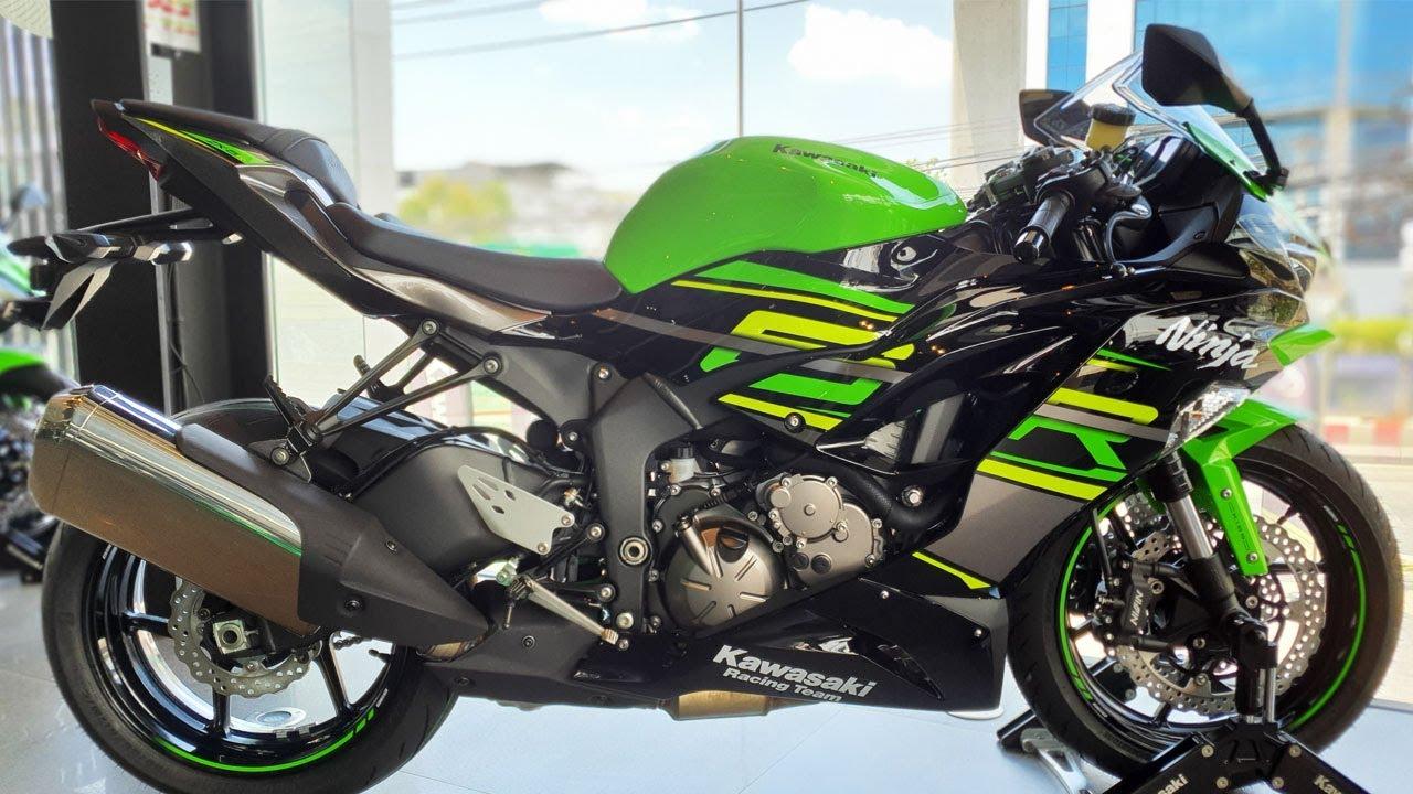 2020 Kawasaki Ninja ZX-6R - YouTube