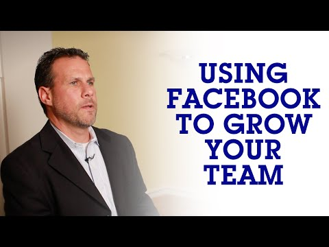 How to Use Facebook for Recruiting in Network Marketing - Social Media Strategies