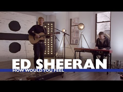 Ed Sheeran - 'How Would You Feel' (Capital Live Session)