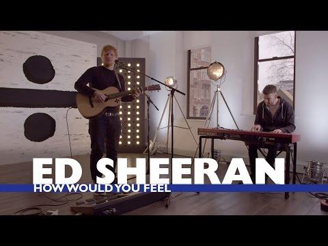 Ed Sheeran - 'How Would You Feel' (Capital Live Session)