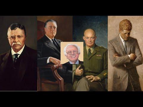 Bernie Sanders Presidential Comparison