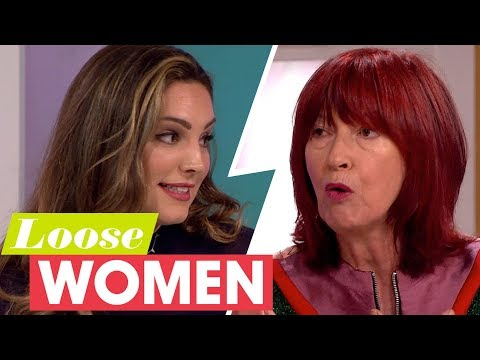 Kelly Brook and Janet StreetPorter Lock Horns Over the Sun's 'Bust of Britain' Competition  LW