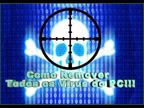 Como Remover Todos os Vírus do PC!!!