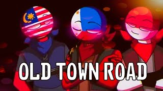 Old Town Road - Countryhumans | FULL |