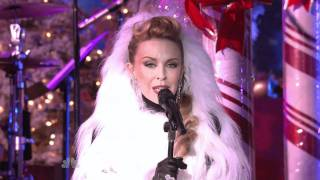 Kylie Minogue - Santa Baby - HD
