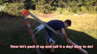 Little Giant Select Step Ladder:  DIY The Little Giant Select Step Ladder Thumbnail