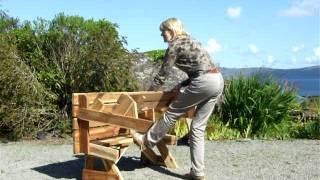 Folding Picnic Bench