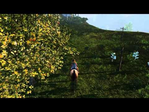 ArcheAge CBT5 - Spieler eigene Farmgebiete / Players own farm areas
