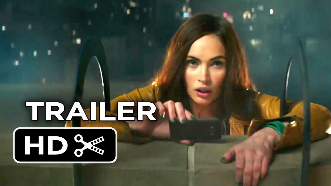 Teenage Mutant Ninja Turtles Trailer 2 2014 Megan Fox Will