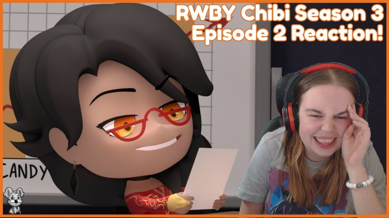The Lovedaddy is on the hunt! RWBY Chibi Season 3 Episode 2