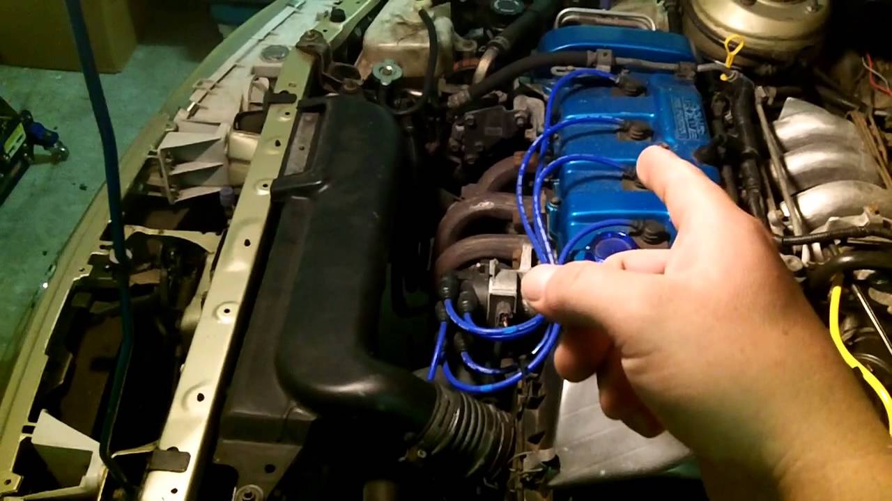 Mazda 626 Meet The Electrical System Youtube 1996 Wiring Harness