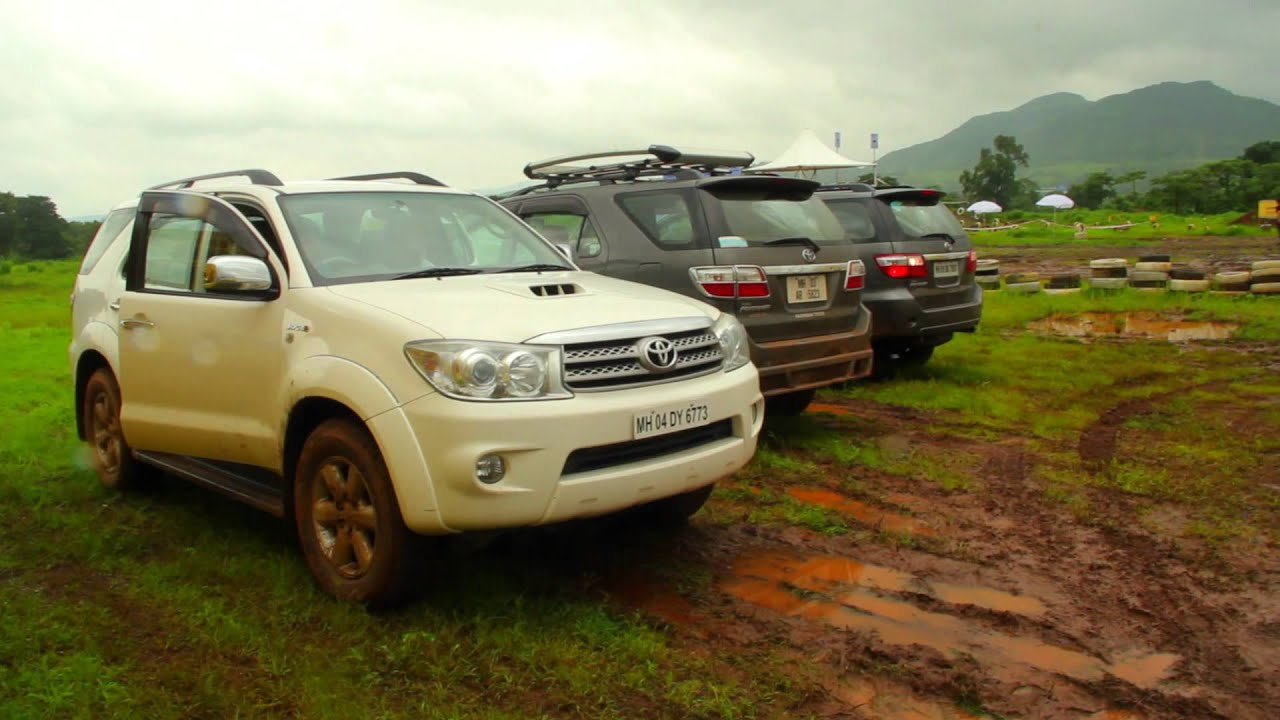 Honda Dealers In Ct >> Toyota Fortuner 4WD Bootcamp 2011 @ AutoMission Motorsport - YouTube