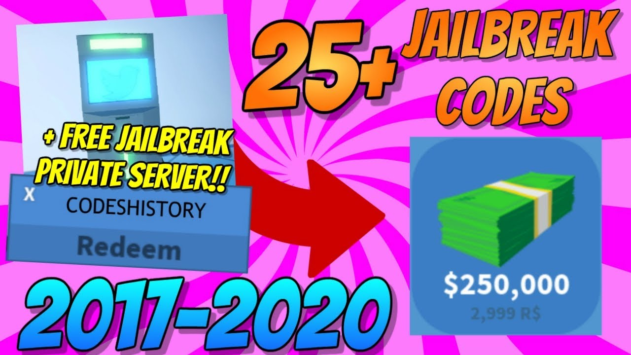 Roblox Jailbreak Private Server Code