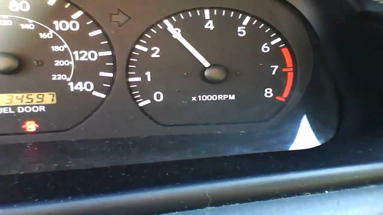 2000 Toyota Camry CE 2.2L Start Up, Rev, U0026 Quick Tour   134k   YouTube