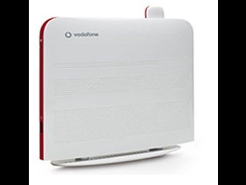 configuraci n del router vodafone youtube. Black Bedroom Furniture Sets. Home Design Ideas