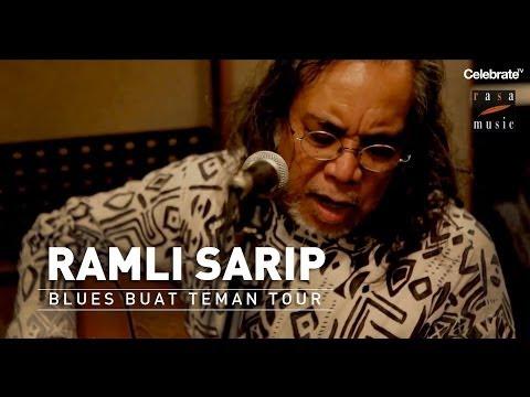 DATUK RAMLI SARIP | BLUES BUAT TEMAN TOUR 2014