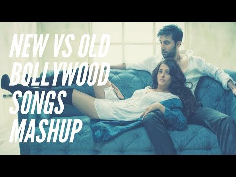 New vs Old Bollywood Songs Mashup (Visual) | Deepshikha feat. Raj Barman | Bollywood Songs Medley