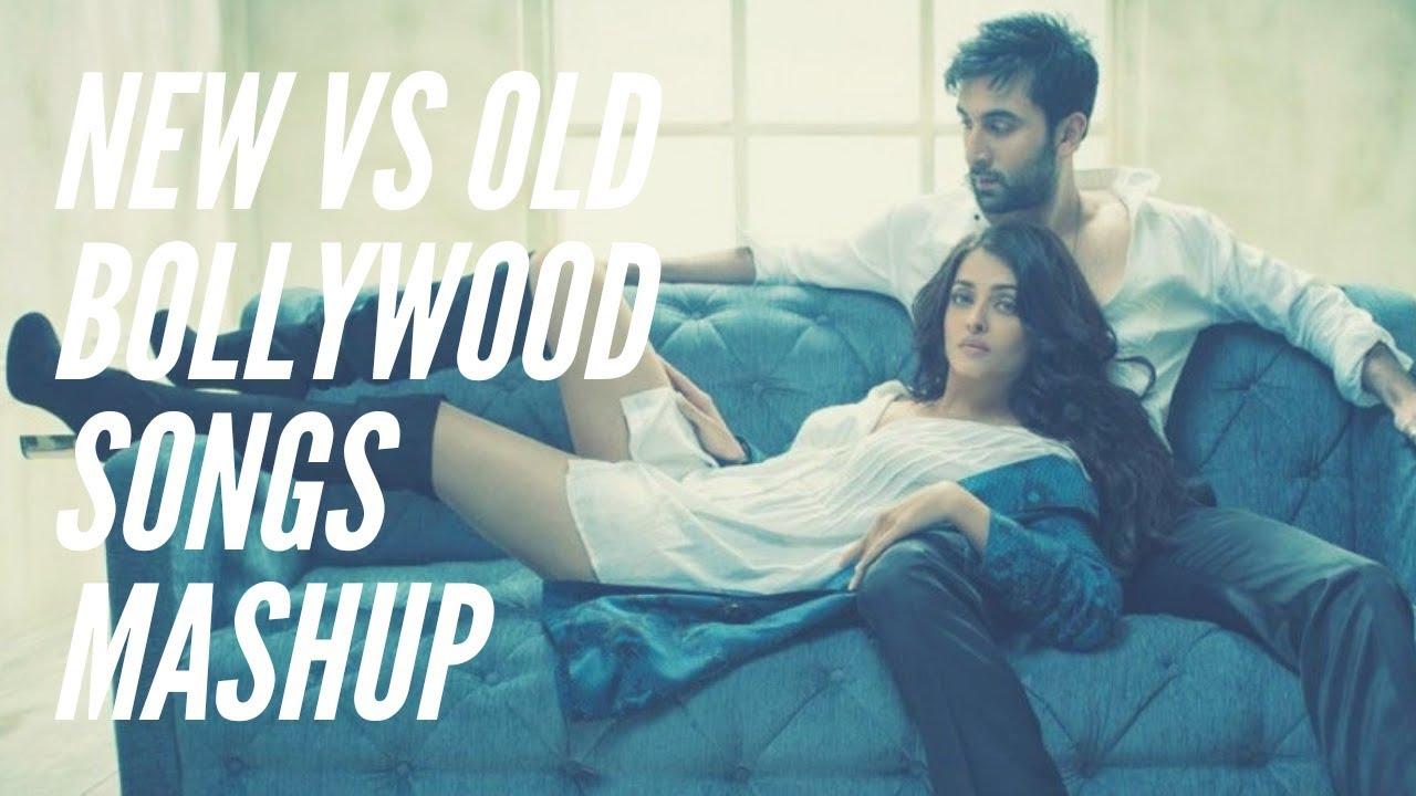 new vs old bollywood songs mashup