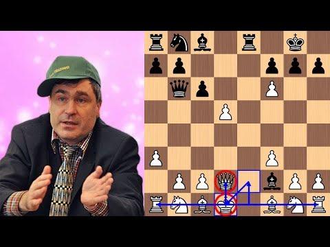 A Bizarre Fantasy - Vassily Ivanchuk vs Baadur Jobava