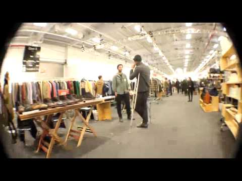 Capsule Tradeshow in New York for Fall Winter 2013-2014 Menswear Collections