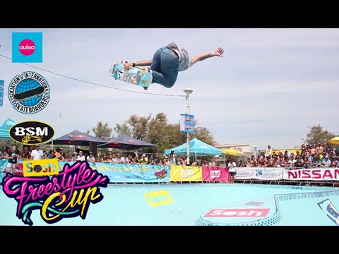 Skateboard World Cup - Sosh Freestyle Cup 2015
