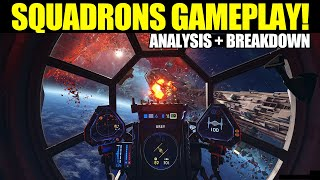 Star Wars Squadrons Gameplay is EXACTLY WHAT I WANTED! -- Full Breakdown