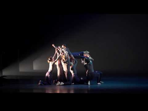 Fylde Coast Youth Dance Company at U.Dance 2017