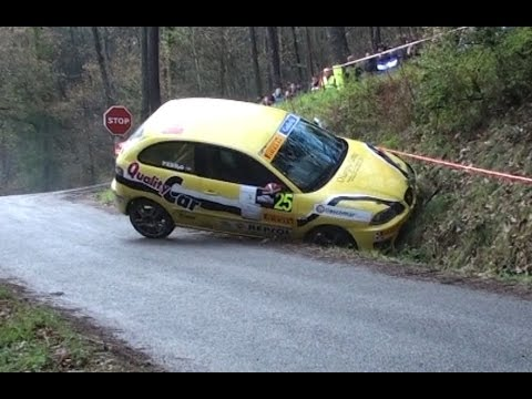 rally de noia 2016 crash jumps actions youtube. Black Bedroom Furniture Sets. Home Design Ideas