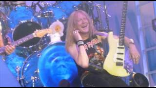 Fear of the Dark - Janick Gers Isolated (Flight 666)