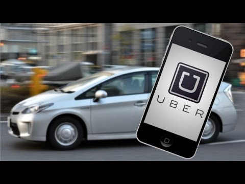 Uber prices surged on New Year's Eve - YouTube