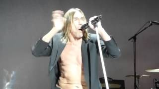 Iggy Pop - Lust For Life live ( Post Pop Depression Tour)  @ The Masonic, SF - March 31, 2016