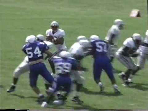 Cheyney University 1997 Wade Wilson  Classic Football Game  Highlights