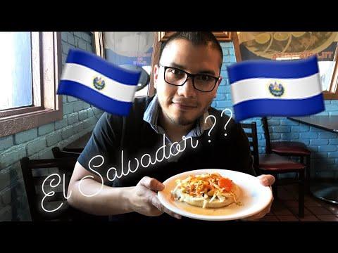 Mexicano Probando Pupusas En El Salvador Restaurante En California - Pupusas Salvadoreñas!!