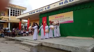 Múa Duyên Dáng Việt Nam - Nhóm nữ sinh lớp 12 Vòng Chung Kết