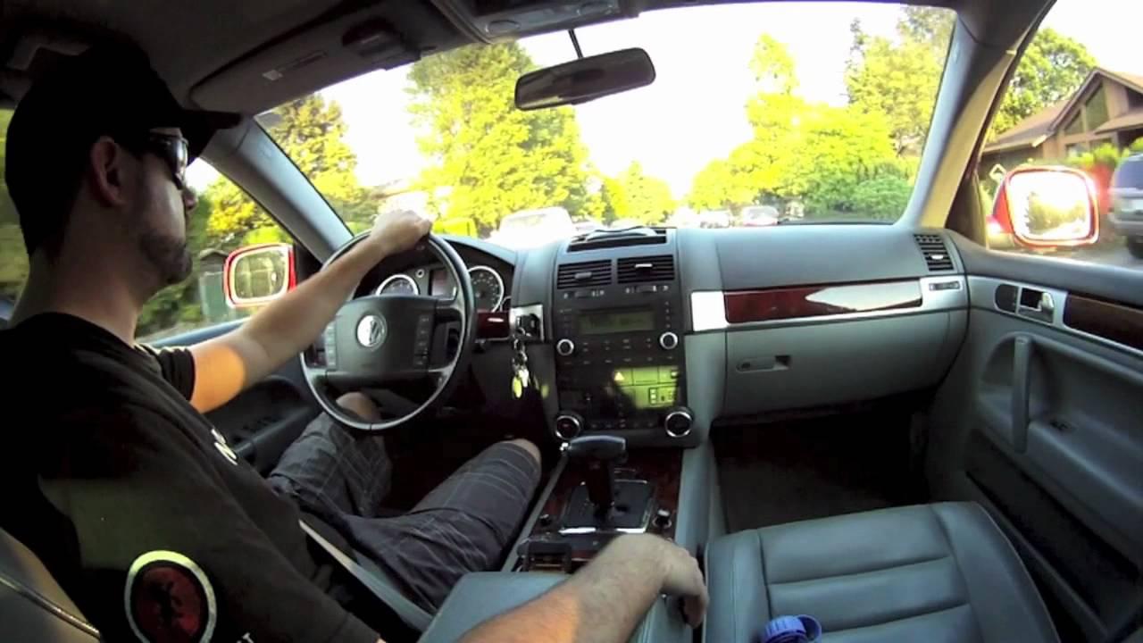 2004 Volkswagen Touareg V8 Walk Around and Engine Demo - YouTube