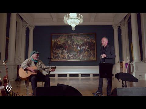 Iarla Ó Lionáird and Steve Cooney - Mo Ghile Mear | #Courage2020 on YouTube