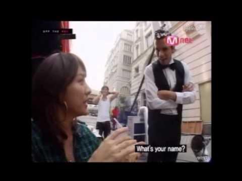 Foreigner flirts with Lee Hyori [ENGSUB]