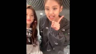 Gambar cover YG family update BlackPink dance Birthday - Somi
