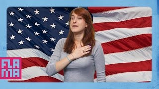 Baixar 9 Weird Things That ONLY Happen In America - Joanna Rants