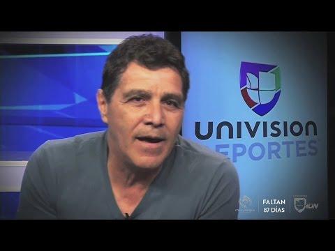 Eduardo Bacas relató gol a Chivas en Final de 1984