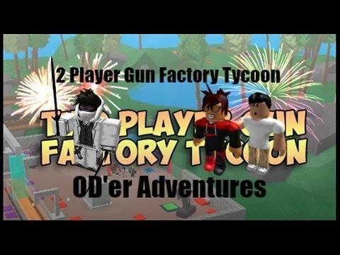 2 player gun factory