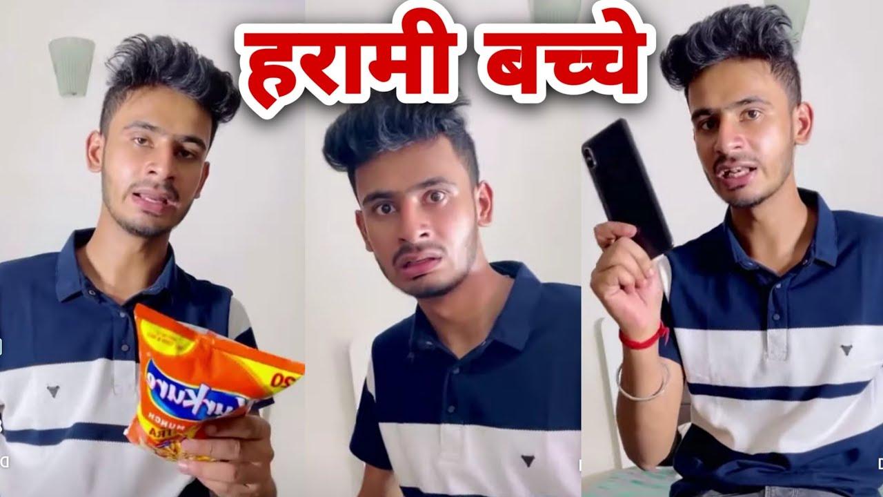 Download Aaj Kal Ke Harami Bache   Chimkandi   Chimkandi Wala Ladka   Chimkandi TikTok Video   ATiF FC