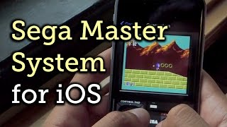 Play Sega Master System Games on Your iPad or iPhone (No Jailbreak) [How-To]