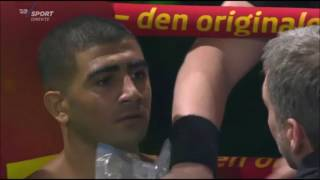 Mohamed Adel vs Ilja Sovdra Danish Fight Night 3 December 2016